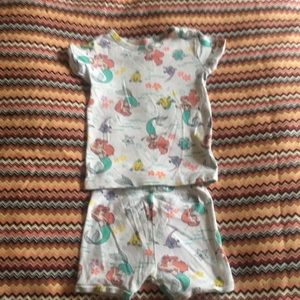 Little Mermaid Gap pjs, small Mark. Disney 3T